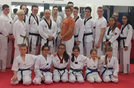 MO SAN Tae Kwon Do Team