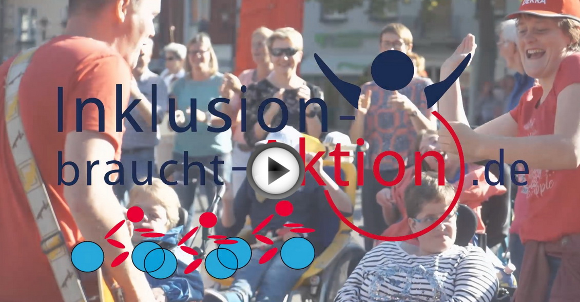 Video  - Inklusion braucht Aktion