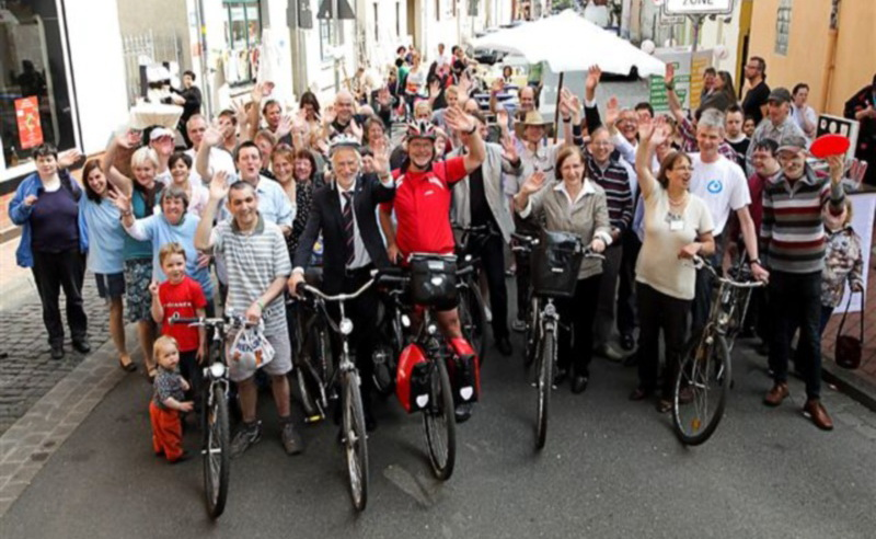 R4H mobil - Gruppenfoto in Hannover