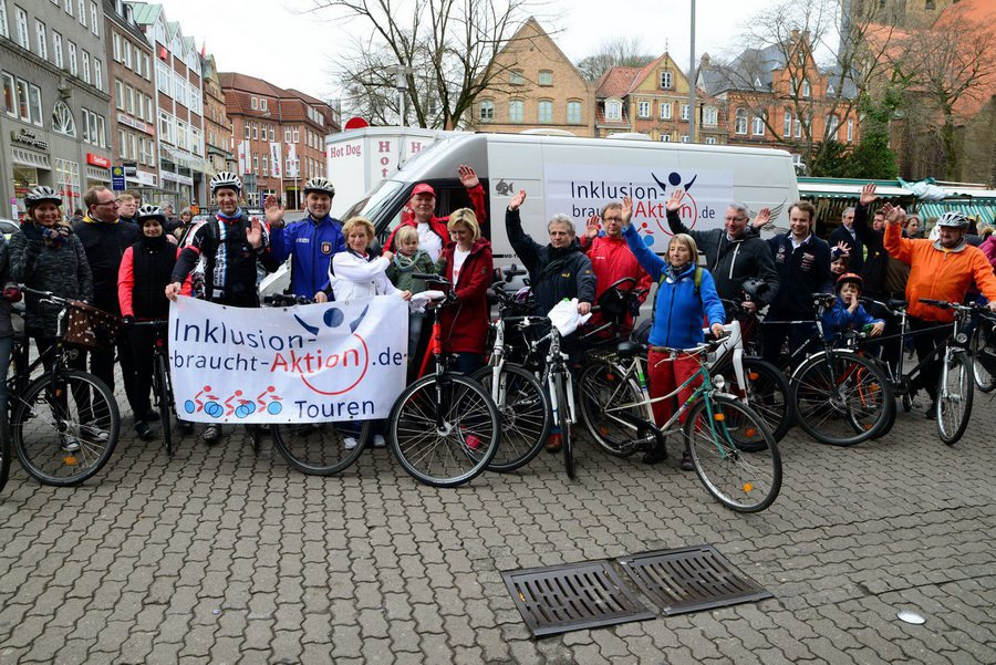 Start in Flensburg